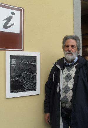 Il vincitore Sandro Capra