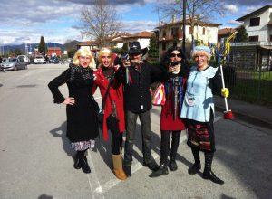Carnevale a Seano oggi