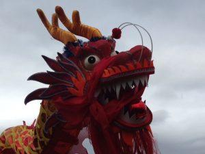 Il dragone alla Pista Rossa (2)