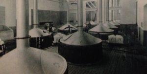 Sala cottura nitrocellulosa